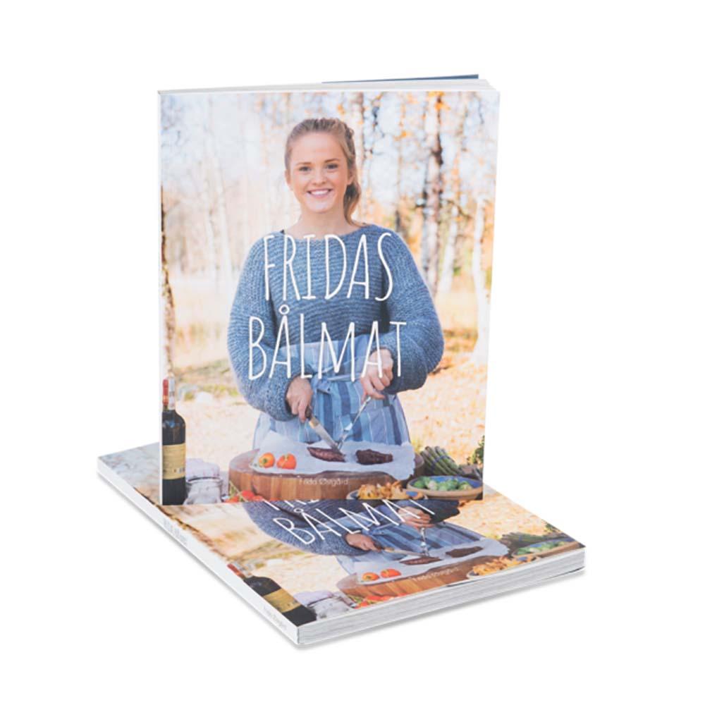 Fridas bålmat, kokebok